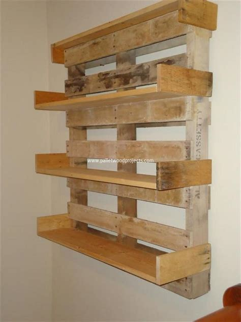 wooden swing its easy to create wooden pallet shelves pallet wood