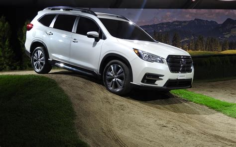 subaru ascent puts  focus  family northbaynipissingcom