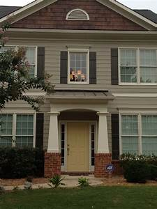 Intellectual Gray Brown Front Doors And Trim On Pinterest