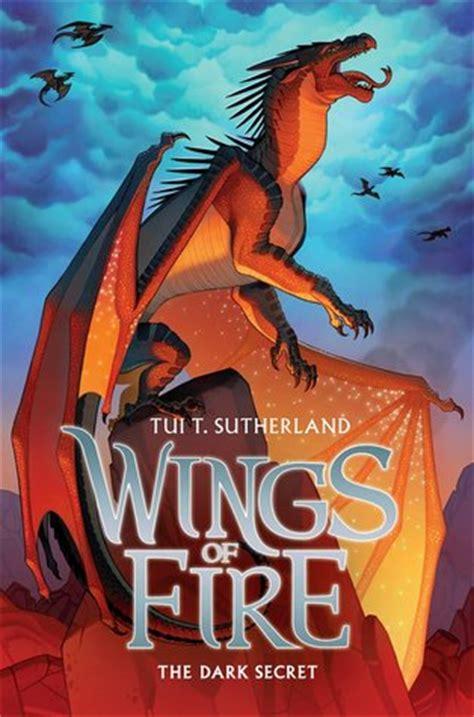 dark secret wings  fire   tui  sutherland
