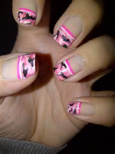 Pink Realtree Camo Keyword Fancy Camo Nail Designs For A Change Of Pace On Your Looks