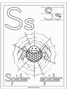 Itsy Bitsy Spider Coloring Page - Coloring Home