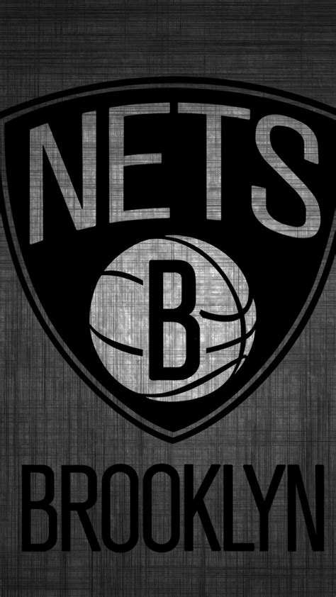 Brooklyn Nets iPhone Wallpaper Design - 2020 NBA iPhone