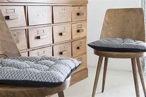 Galette De Chaise : mes galettes de chaise mondial tissus ~ Melissatoandfro.com Idées de Décoration