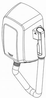 Dryer Drawing Getdrawings sketch template