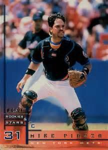 Mike Piazza Mets Card