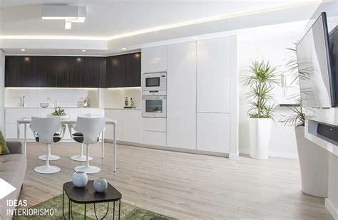 cocina  salon comedor concepto abierto nuria