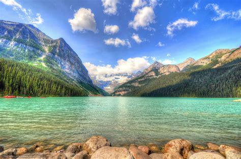 Lake Louise Alberta Canada Lake Louise