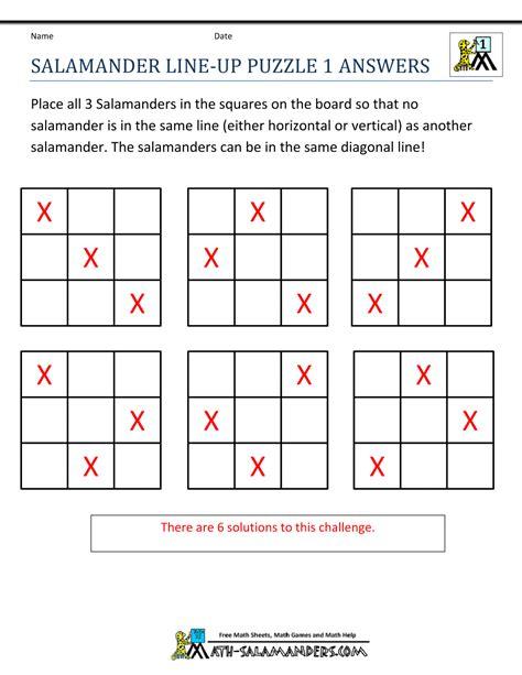 worksheet math brain teasers worksheets worksheet