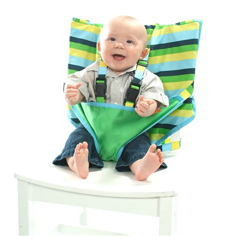 My Little Seat Hula Hoops Baby Travel Chair  Baby Baby