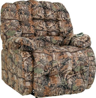 home furnishings beast camouflage power lift recliner