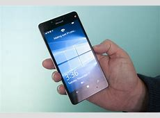 Microsoft Windows 10 Mobile Anniversary Update review