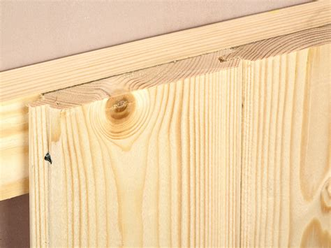Beadboard Installation Tips : How To Install Tongue-and-groove Wainscot Paneling