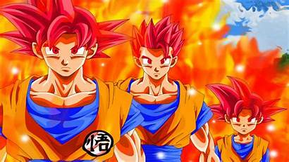 Goku Saiyan Super Gods Goten Wallpapers Ssj