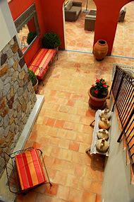 Terracotta Tile Flooring