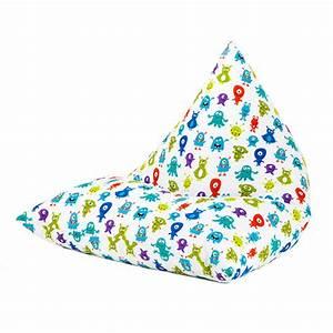 Pouf Poire Enfant : pour enfants pyramide forme pouf poire chaise de jeux grand ebay ~ Teatrodelosmanantiales.com Idées de Décoration