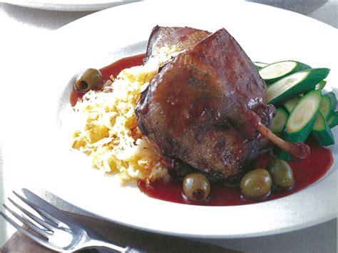 cuisiner un canard sauvage canard sauvage aux olives cuisiner le gibier c 39 est facile