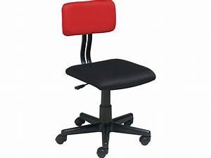 Chaise Bureau Rose : chaise de bureau junior conforama ~ Teatrodelosmanantiales.com Idées de Décoration