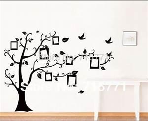 Fotos An Wand Kleben : g nstige stammbaum wand decalremove wand kleben foto baum ~ Lizthompson.info Haus und Dekorationen