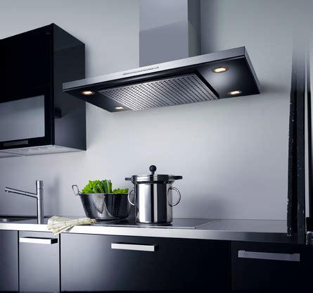 table de cuisine pour petit espace bien choisir sa hotte aspirante plans pluriel