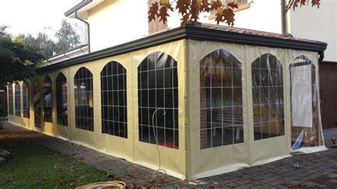 chiusure per verande in pvc chiusure laterali in pvc per gazebo e verande teloneria