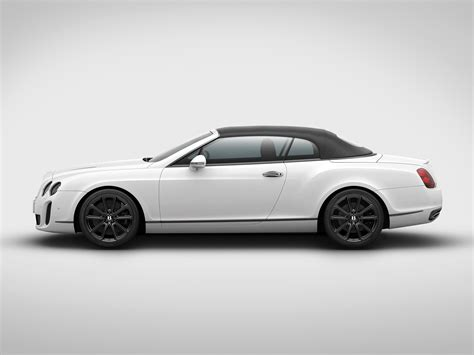 Bentley Continental Photo by Bentley Continental Supersports Convertible Picture