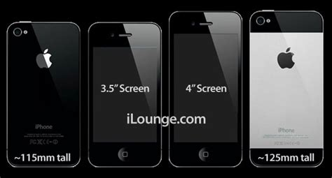 iphone 4 inch the 4 inch iphone why you should take this rumor