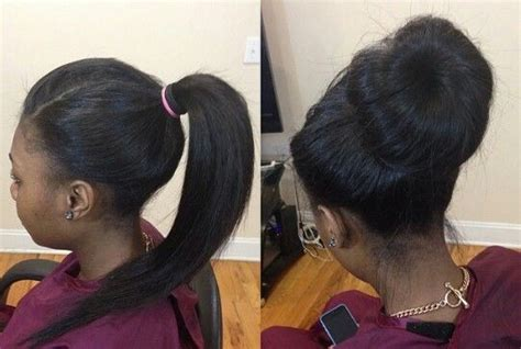 sew in ponytail bags n purses hair hair styles