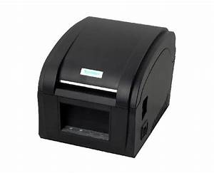high quality qr code sticker printer barcode printer With apparel label printer