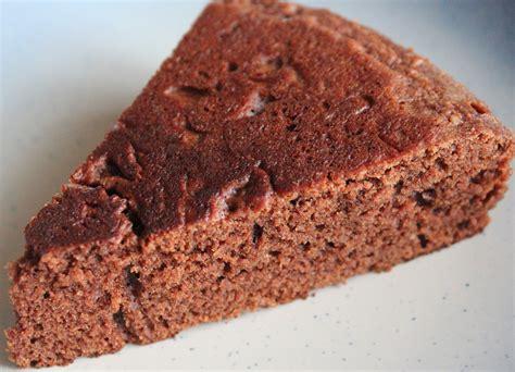 recette gateau au chocolat  la poele