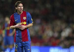Lionel Messi through the years: A look back at the Barca ...