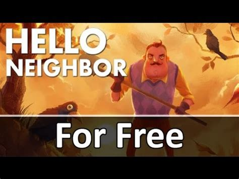 hello neighbor version for free