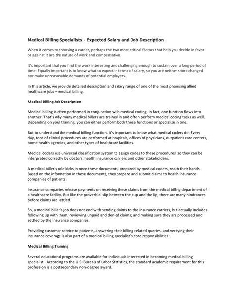 medical billing coding job description clinical coder medical coding and billing job description