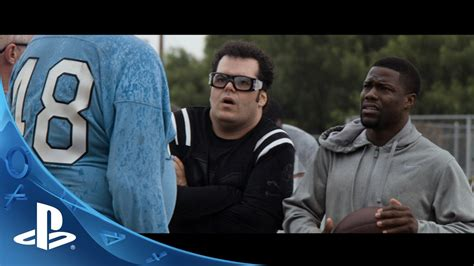 playstation store exclusive the wedding ringer clip football ft kevin hart josh gad youtube