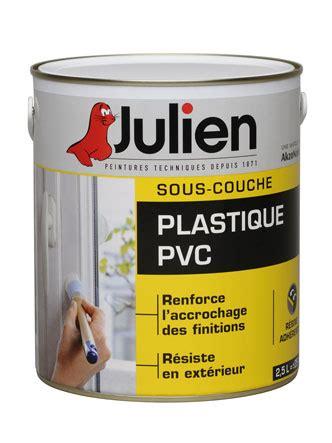 sous couche plastique pvc peintures julien