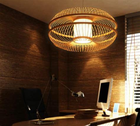 suspension bureau suspension bambou conseils pour une déco réussie