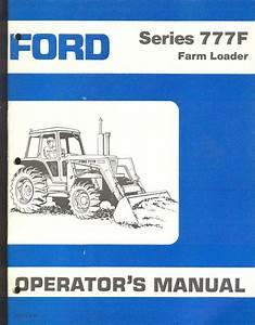 Ford 777f Manual