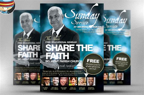 free church flyer templates photoshop 33 church flyer templates sle templates