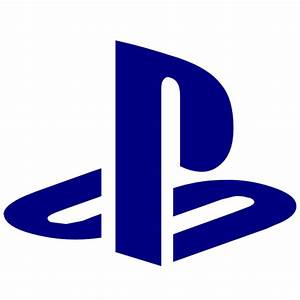 Free navy playstation icon - Download navy playstation icon