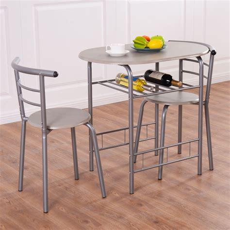 small bistro table set 3pcs bistro dining set small kitchen indoor outdoor table