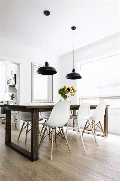 Scandinavian Dining Room Table
