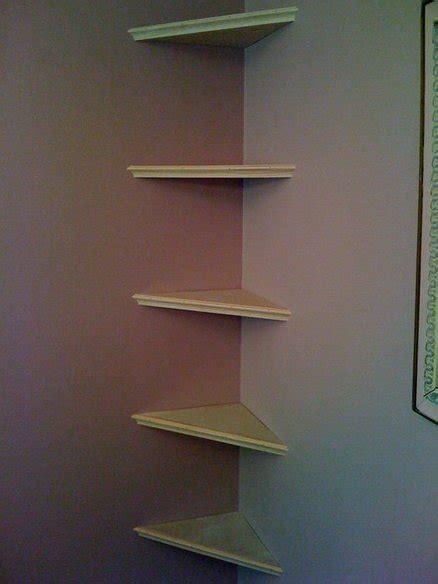 floating corner shelf floating corner shelves by ronahaa lumberjocks