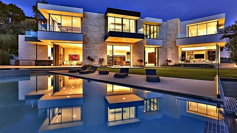 mansion home plans stunning modern contemporary sunset luxury residence