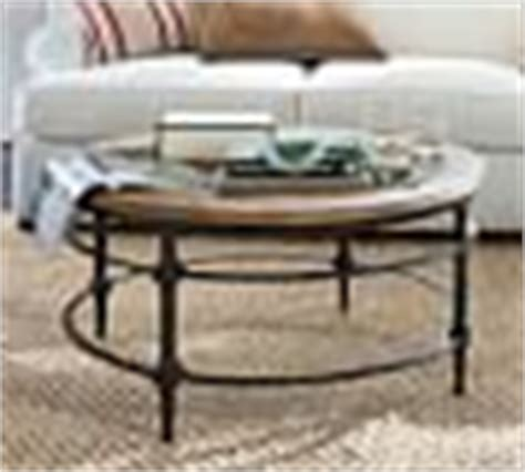 We could have offered some gimmick like 0% free finance and hidden the real cost by hiking up our prices. Parquet Reclaimed Wood Round Coffee Table   Pottery Barn