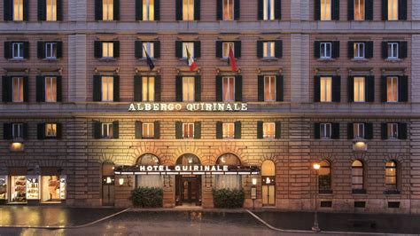 hotel roma in hotel quirinale rome official site hotel 4