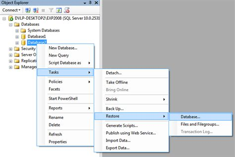 sql list all tables sql server 2008 copying the contents of all tables from