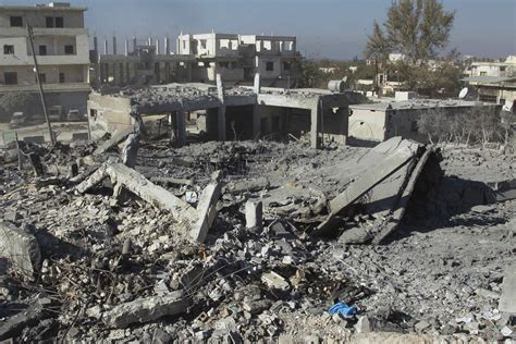 Al Qaeda Affiliate Nusra Front Hit By New Airstrikes In Syria  Cbs News