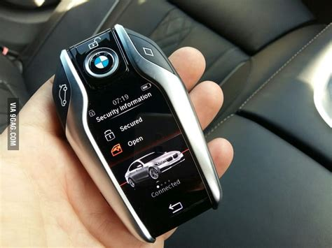 New Bmw 7 Series Key 9gag