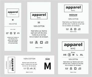 Design A Washing Label  Clothing Care Label  Laundry