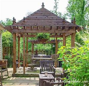 Backyard, Shade, Ideas, 9, Shade, Solutions, For, Decks, That, Will, Make, Your, Yard, Cool